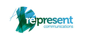Represent Communications Konferencije Logo