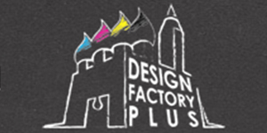 Design Factory Plus Konferencije Logo